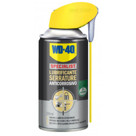 WD40 LUBRIFICANTE SERRATURE COD 39308 ML.250