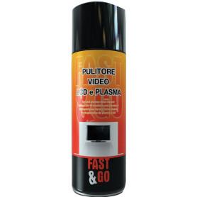 FAST&GO PULITORE SCHERMI LCD/PLASMA ML.400