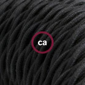 Cavo-Elettrico-trecciato-rivestito-in-Cotone-Tinta-Unita-Nero-TC04-122521562125