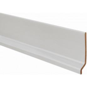 BATTISCOPA MM 70X9 PVC ESPANSO ML 2 ARGENTO