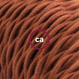 Cavo-Elettrico-trecciato-rivestito-in-Cotone-Tinta-Unita-Daino-TC23-122521562383