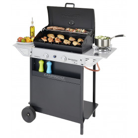 BARBECUE XPERT200LS + ROCKY