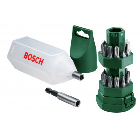 BOSCH SET 24 INSERTI ART. 019503