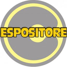 CISA ESPOSITORE VUOTO 6 POSTI X CASSEFORTI