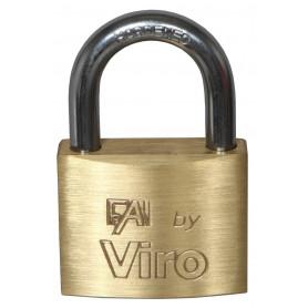 VIRO ART. 555 LUCCHETTO RETT. MM. 50