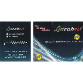 LED 180 LUCI C/CONTROLLER X ESTERNO BIANCO