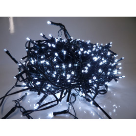 STRINGA 1000 LED-IP44 MT.50+6,5 MULTICOLOR