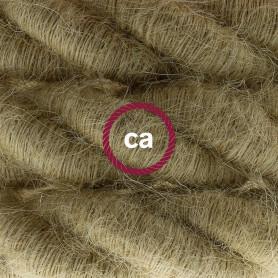 Cordone-2XL-cavo-elettrico-3x075-Rivestimento-in-juta-grezza-Diametro-24mm-122521573788