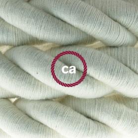 Cordone-2XL-cavo-elettrico-3x075-Rivestimento-in-cotone-grezzo-Diametro-24mm-122521573969