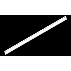 ZAF PORTAPREZZI PVC X RIPIANI INTERI 100X3,9