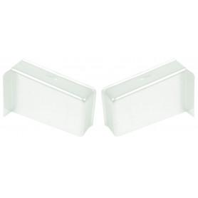 BL GUSCI COPERTURA PLASTICA BIAN.DX/SX(PZ.2)