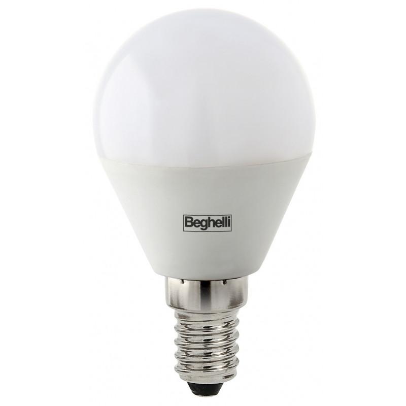 BEGHELLI LED 56871 SFER.E14W7  FREDDA 4000K