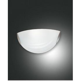 LAMPADA-DA-PARETE-RIVOLI-APPLIQUE-BIANCO-2427-21-102-FABAS-LUCE-171769803341