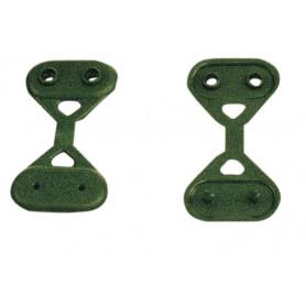 CONF. 50 GREEN BOTTONS X TELONI OMBREGG.