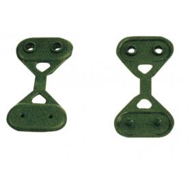 CONF. 10 GREEN BOTTONS X TELONI OMBREGG.