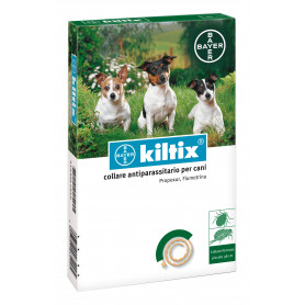 BAYER KILTIX COLLARE PER CANE PICCOLO