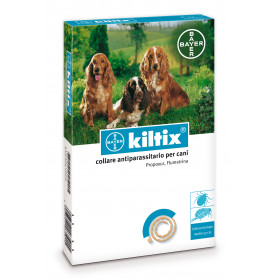 BAYER KILTIX COLLARE PER CANE MEDIO