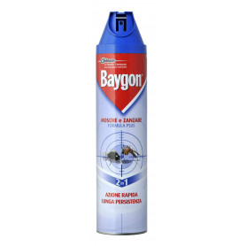 BAYGON SPRAY ML.400 MOSCHE E ZANZARE