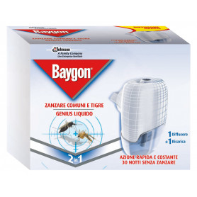 BAYGON GENIUS SET
