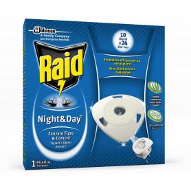 RAID NIGHT&DAY ZANZARE 1 RICARICA
