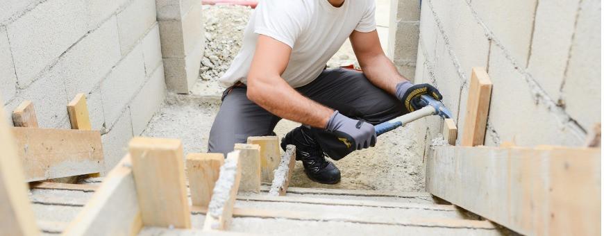 Martelli per muratori