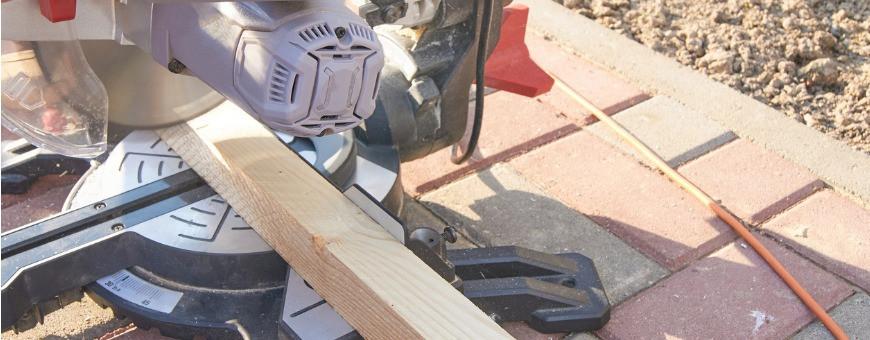 Troncatrici per legno