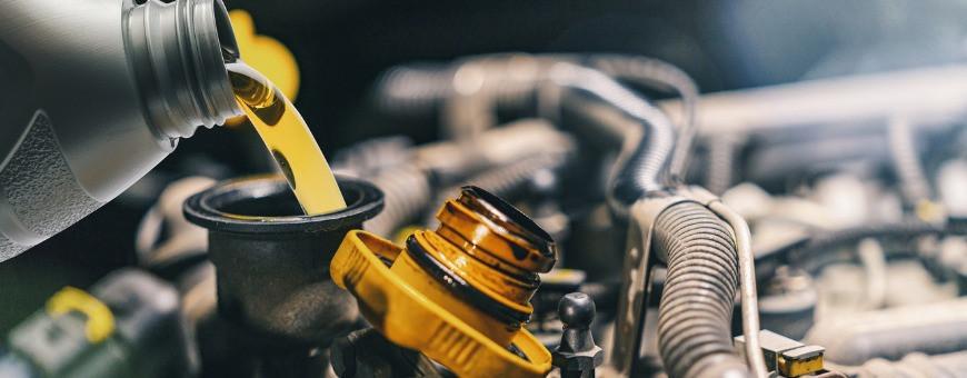 Prodotti per la manutenzione dell'auto
