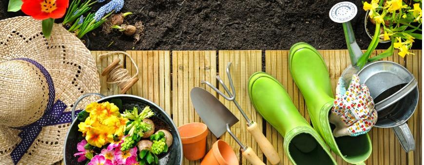 Macchine giardino e accessori