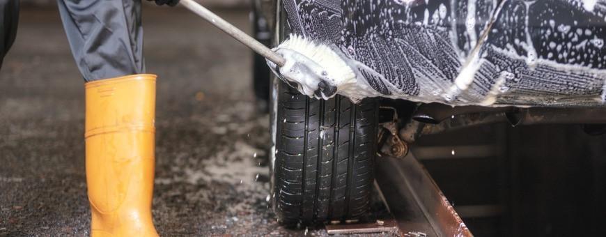 Spazzole per lavaggio auto